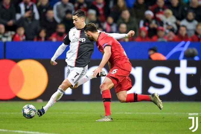 لورکوزن 0 - 2 یوونتوس؛ پیروزی در شب گلزنی رونالدو