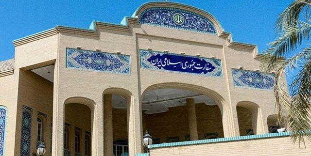خودروی سفارت ایران در بغداد مورد حمله قرار گرفت؟