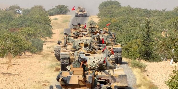 حمله شدید ارتش ترکیه و تروریست ها در ادلب؛ 10 نظامی ترکیه کشته و زخمی شدند
