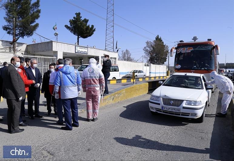 توافق استانداران 3 استان شمال غرب برای محدودیت تردد در مبادی ورودی و خروجی