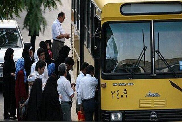 قطع شدن فراکارت اتوبوس های اراک در دوران جولان کرونا!