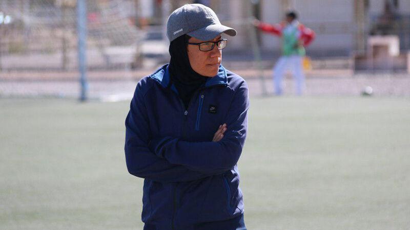 خبرنگاران مربی تیم دختران: در فوتبال زنان برنامه ریزی وجود ندارد