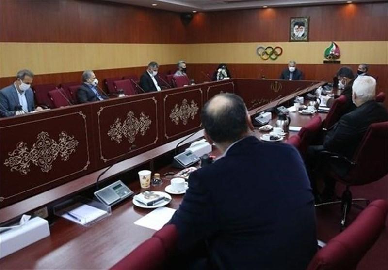 شصت وهفتمین نشست هیئت اجرایی کمیته ملی المپیک برگزار گردید