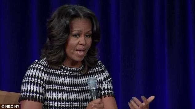 واکنش میشل اوباما به قتل شهروند سیاهپوست توسط پلیس آمریکا