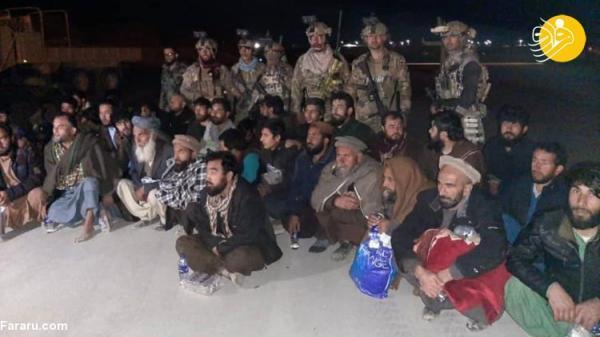 (تصاویر) آزادی 42 گروگان در عملیات کماندو های افغان